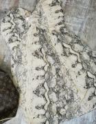 sukienka wężowa...