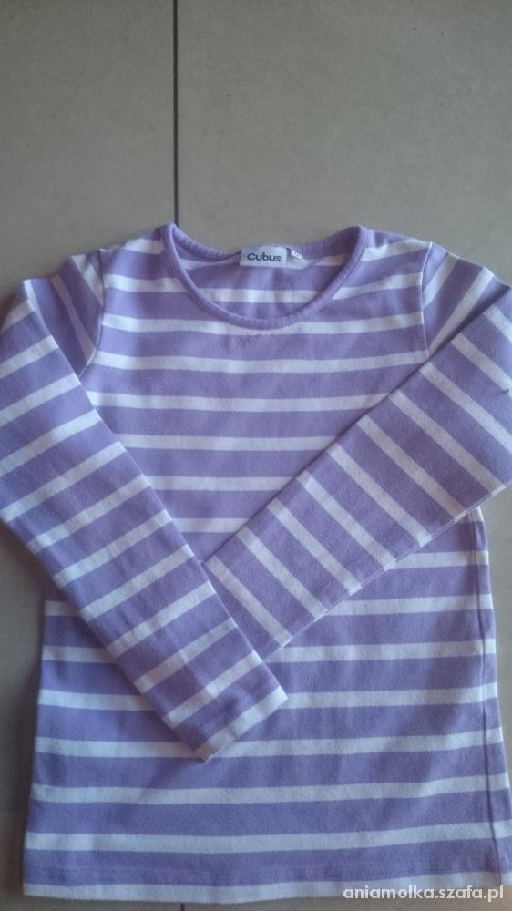 Komplet koszulek H&M Cubus 128 cm 2 szt