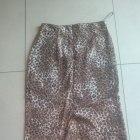 Select spódnica Maxi panterka 38