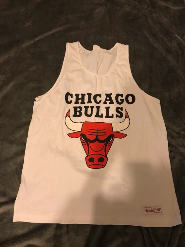 tank top chicago bulls