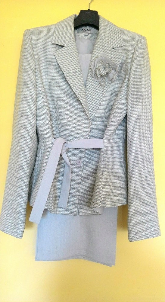 Garnitur damski kostium żakiet spodnie Kup 3 za 2...
