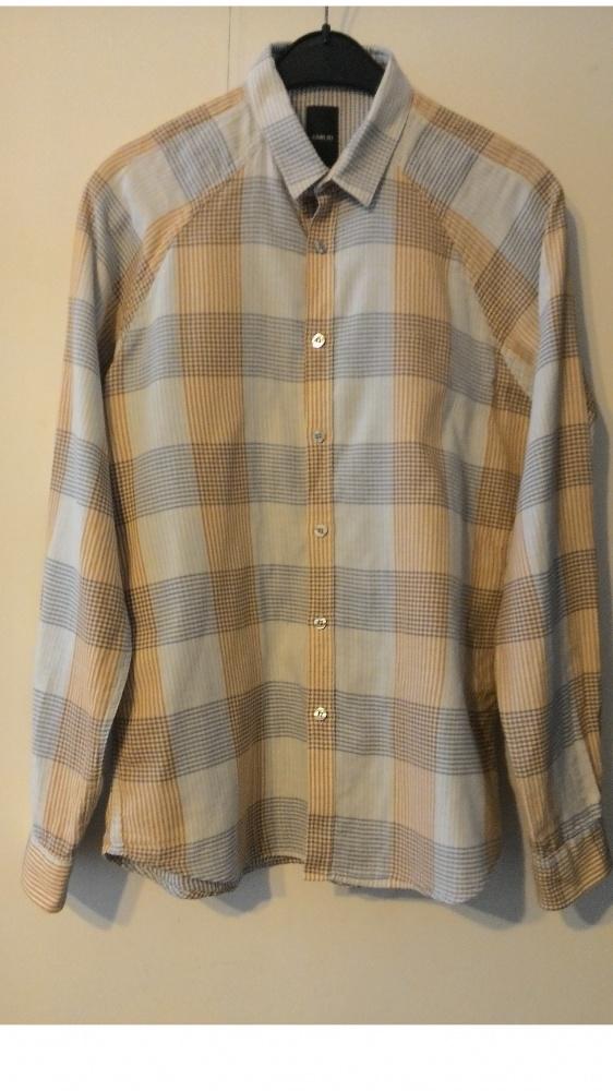 Koszula męska w kratę Kup 3 zapłać za 2