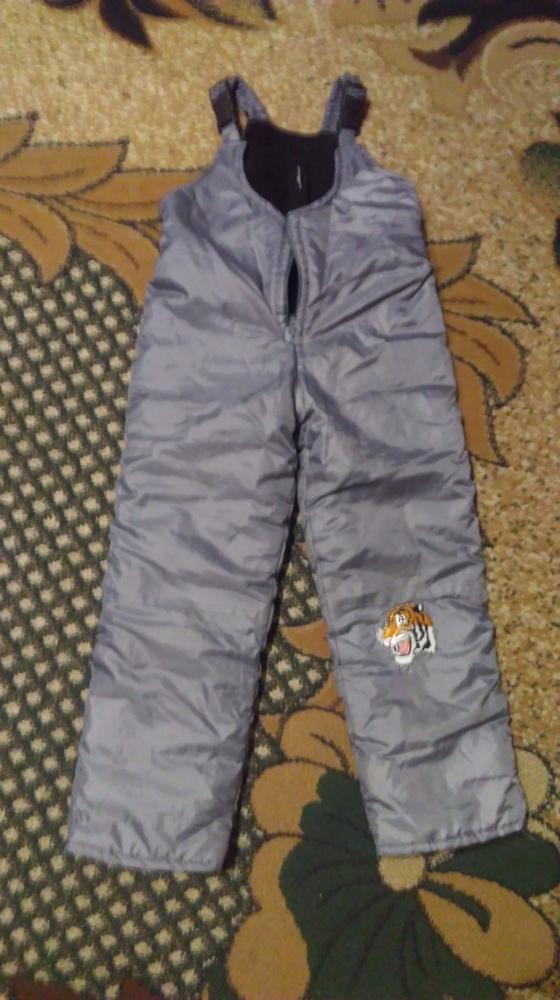 Spodnie ocieplane zimowe