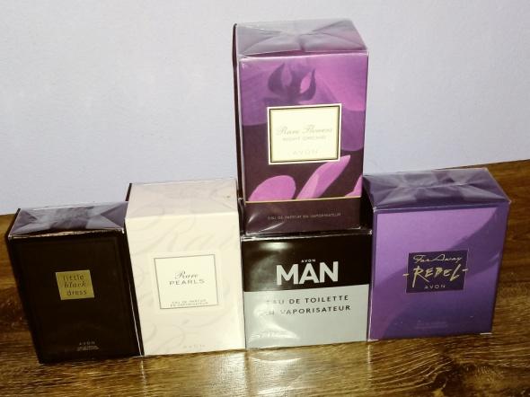 Nowe perfumy Avon zapraszam...