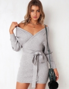 Sukienka sweterkowa nowa