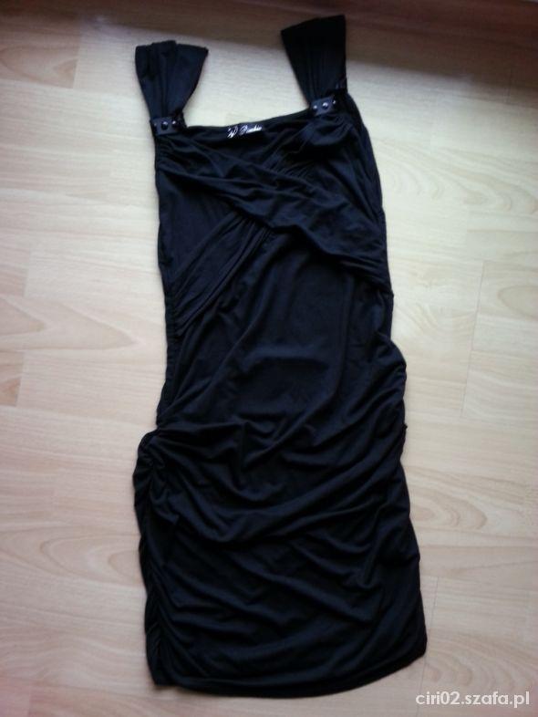 Czarna sukienka Pimkie XS...