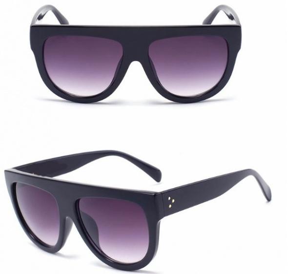 Okulary przeciwsłoneczne HIT CE line CZARNE
