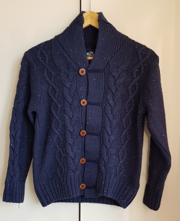 Sweter chłopięcy name it 134 140