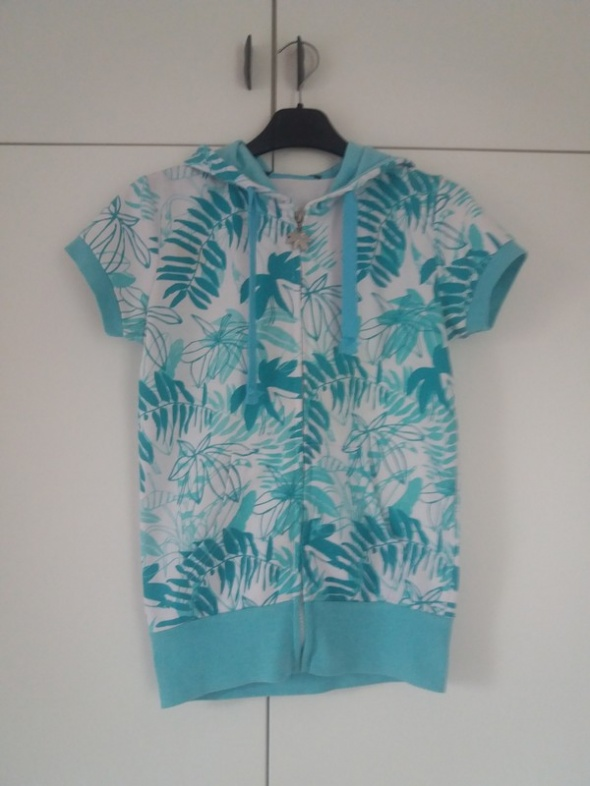 Tropikalna bluza H&M