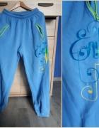 Endorfina oryginalne spodnie dresowe M L