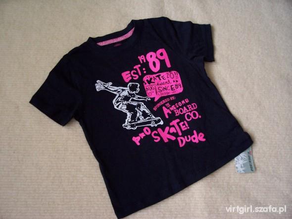 koszulka 98 NOWA REBEL