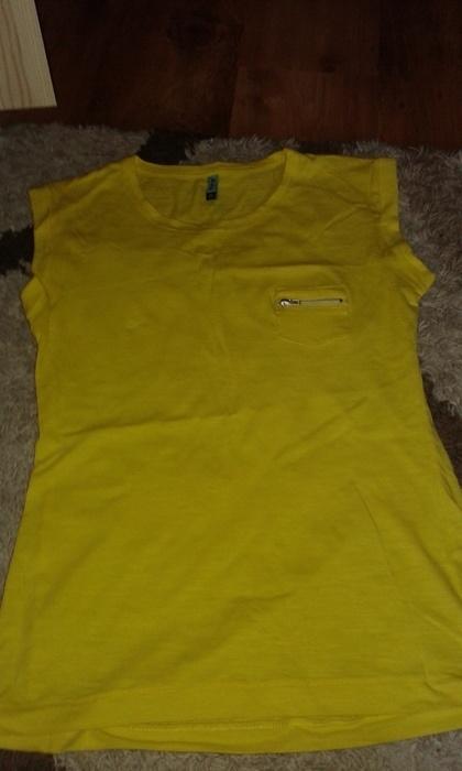 sliczna zolta bluzeczka moodo