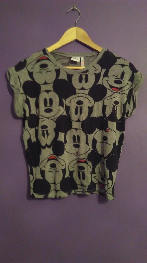 Koszulki Koszulka oversize Mickey Disney