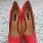 Nowe czerwone szpilki rozmiar 36