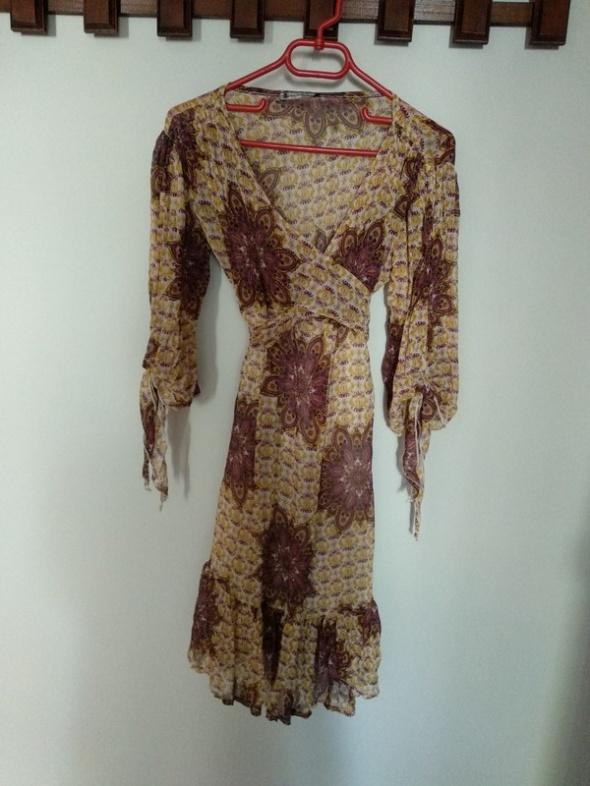 Suknie i sukienki Zwiewna sukienka