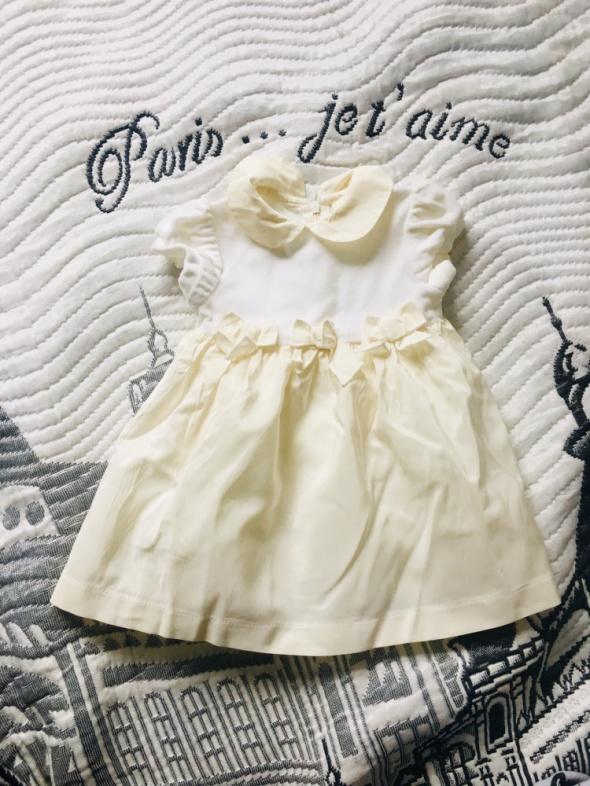 Nowa Sukienka Fagottino 62 cm