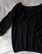 czarna lekka koszula bershka 36 s...