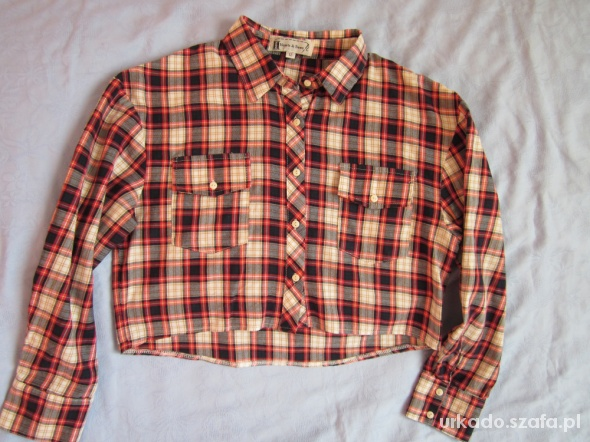 Hearts&Bous krótka koszula