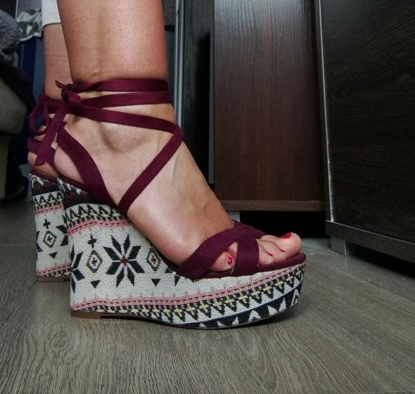 Nowe sandały BOHO 40