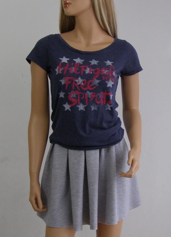 bluzka t shirt Hilfiger S 36 tommy