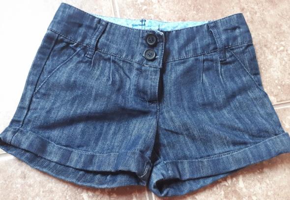 Spodenki jeansowe Next 6 lat...