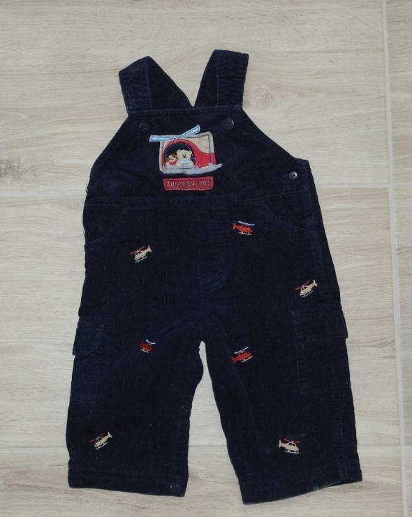 Spodnie 68 roz dla niemowlaka z pieluszką