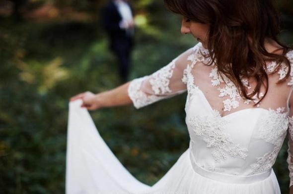 Suknia Ślubna 36 38...