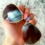 nowe okulary przeciwsłoneczne pilotki...