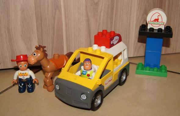 Lego Duplo Toy Story klocki zestaw