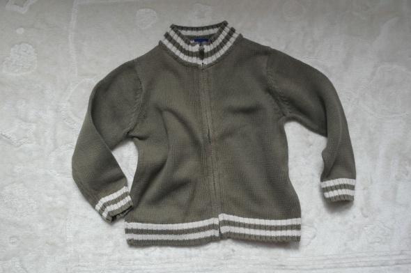 Sweterek zieleń wojskowa 98