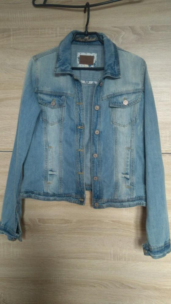 Marynarka jeans