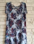 Kolorowa sukienka Next 14 42...