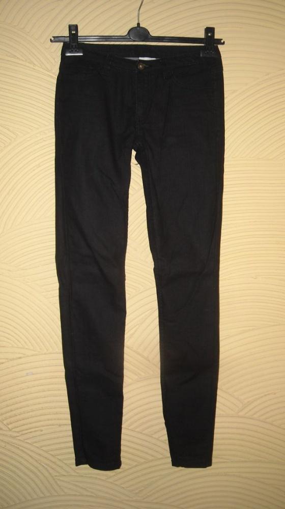czarne jeansy vila xs...