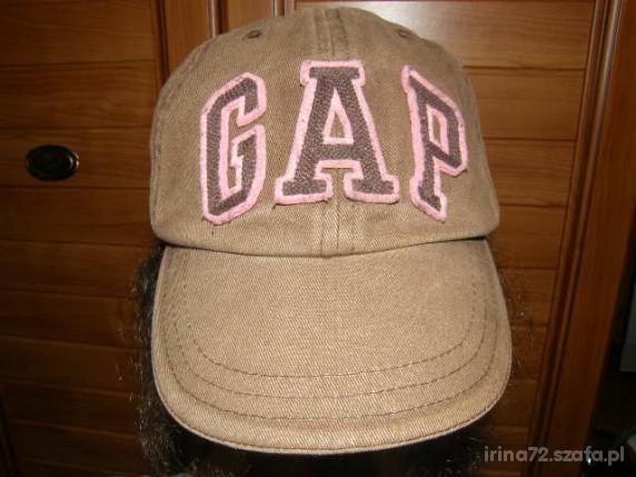 GAP czapka z daszkiem na lato 6 9 lat
