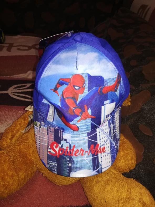 Marvel czapka z daszkiem Spiderman 54