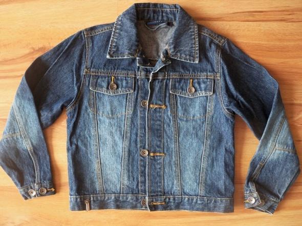 Kurtka katana jeansowa roz 128 8 lat