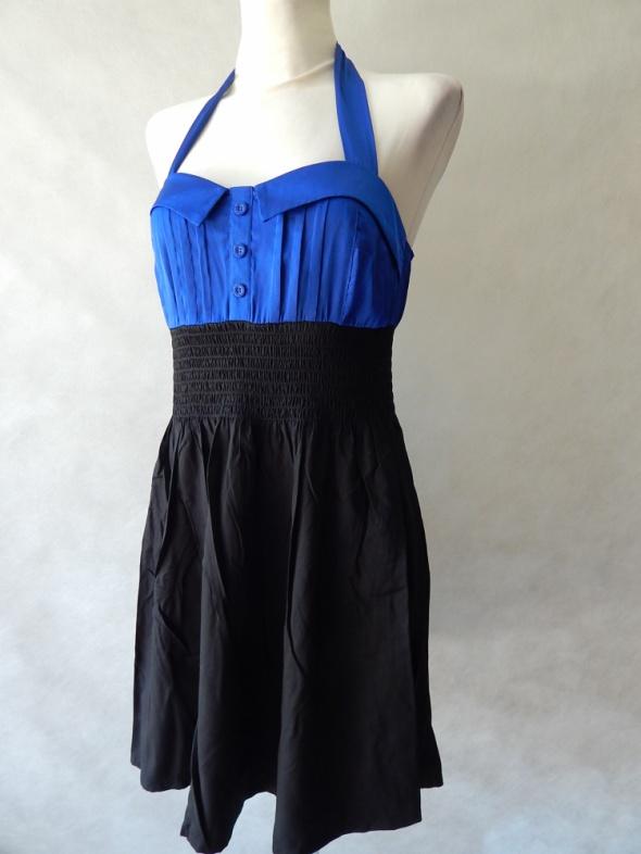 New Look NOWA sukienka na szyję 38 40...