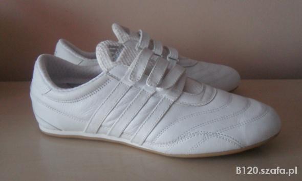 Buty Adidas białe nowe z metką 41