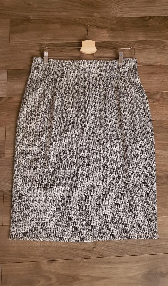 Simple spódnica r L XL ołówkowa biurowa...