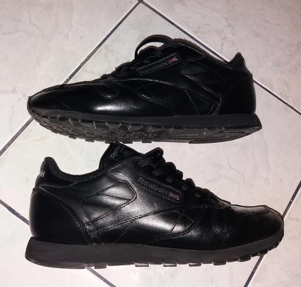 Damskie Reebok Classic Leather