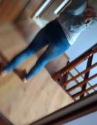 Czarne jeansy 36...