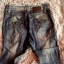 Jeansy z niższym krokiem