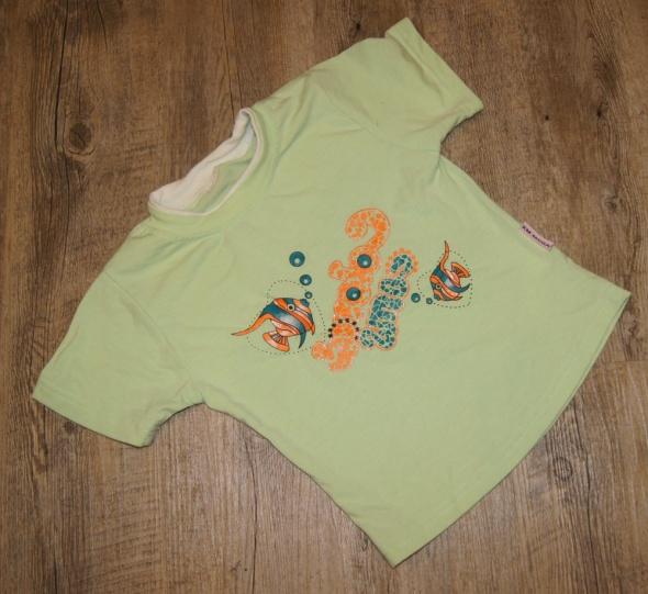 Zestaw paka dziewczynka bluza bluzeczki Minionki rozm 104 3 4 lata