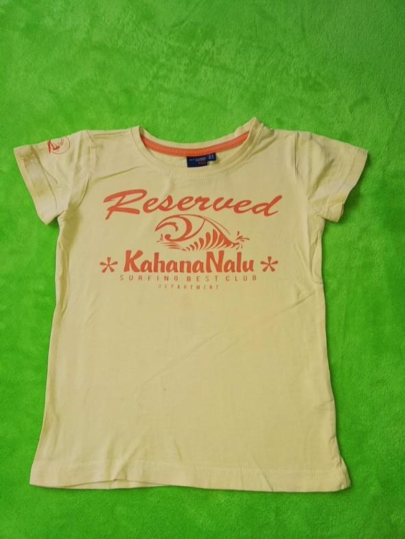 Koszulki, podkoszulki RESERVED kids koszulka 4 lata 3 lata 104