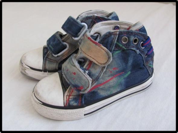 Trampki buty jesień wiosna buciki 26 wkładka 15 cm