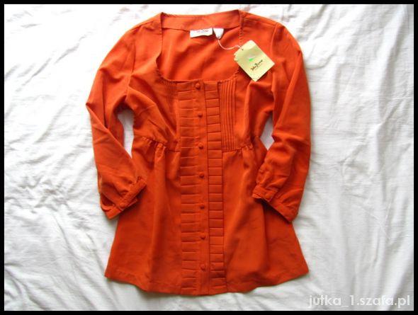 NOWA Z METKĄ elegancka bluzka koszula S 36