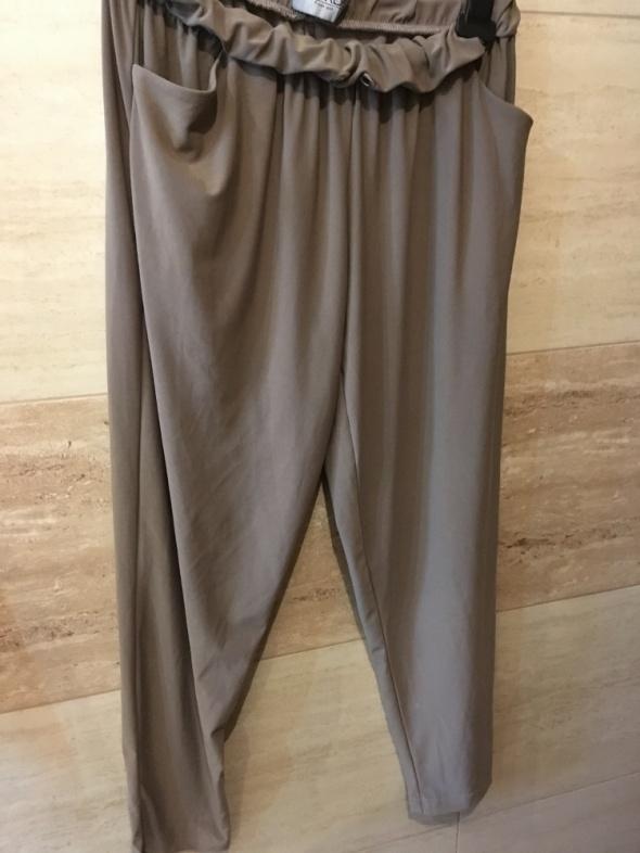 spodnie katrus zwiewne a la alladynki 36 S...
