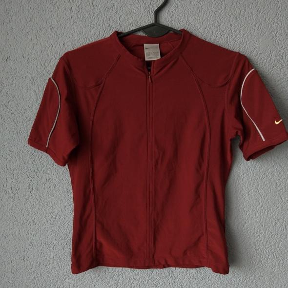 Bluzka na rower sportowa Nike M...