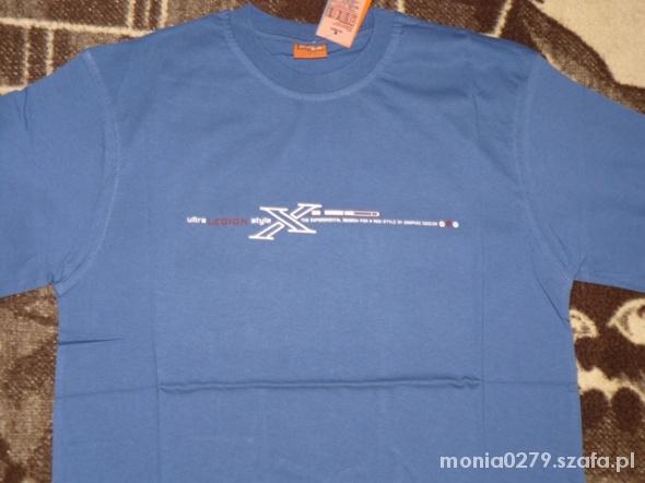 d5ebe1f16 Koszulka bawełniana z metka L w Koszulki i t-shirty - Szafa.pl