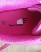 Sportowe buty różowe...